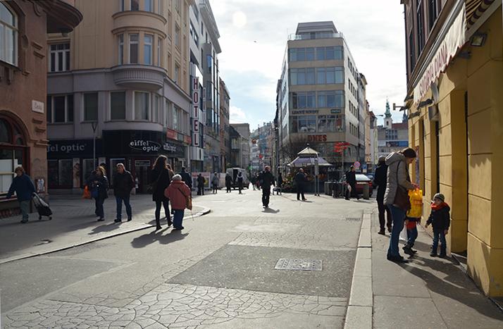 ulice Česká