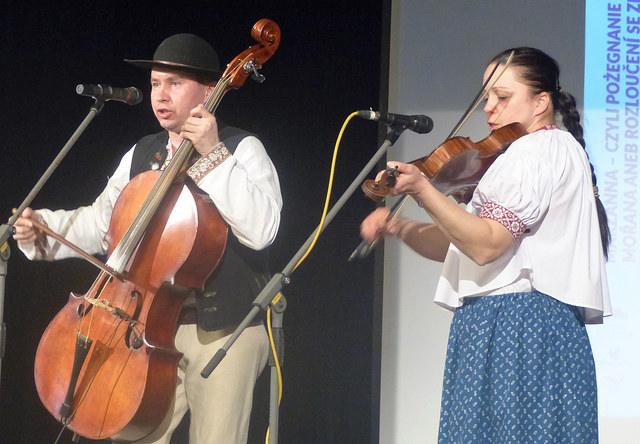 Jako host vystoupila polská kapela Ochodzita. Autor: Vojtěch Labuda.