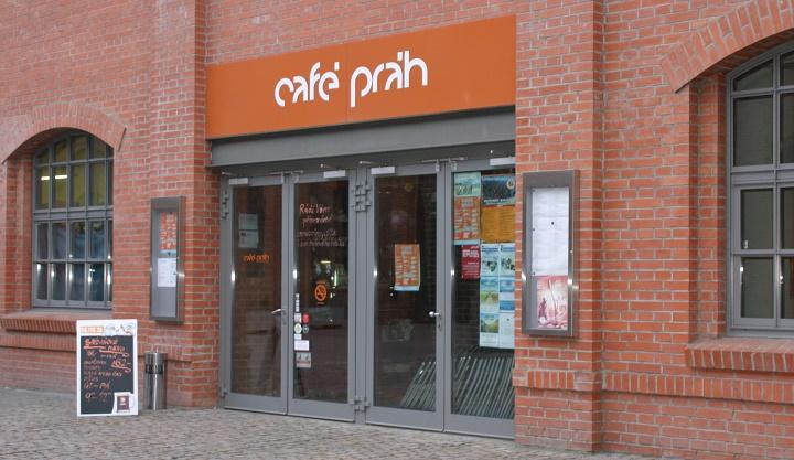Café Práh, foto: Jana Hostičková