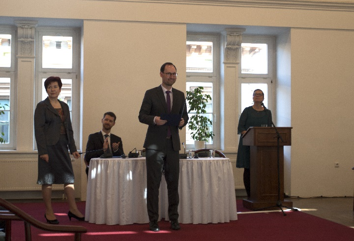 Zahájení Dnů fakulty. Foto: Jana Hostičková