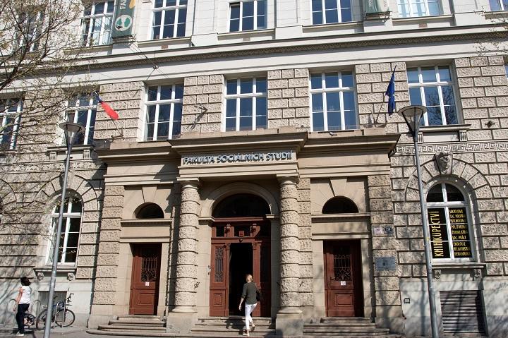 Fakulta sociálních studií, foto: Jana Hostičková