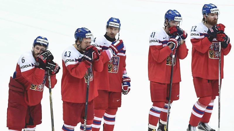 Na posledních dvou šampionátech končili Češi se sklopenými hlavami už ve čtvrtfinále. Foto: Twitterový účet Hokej.cz