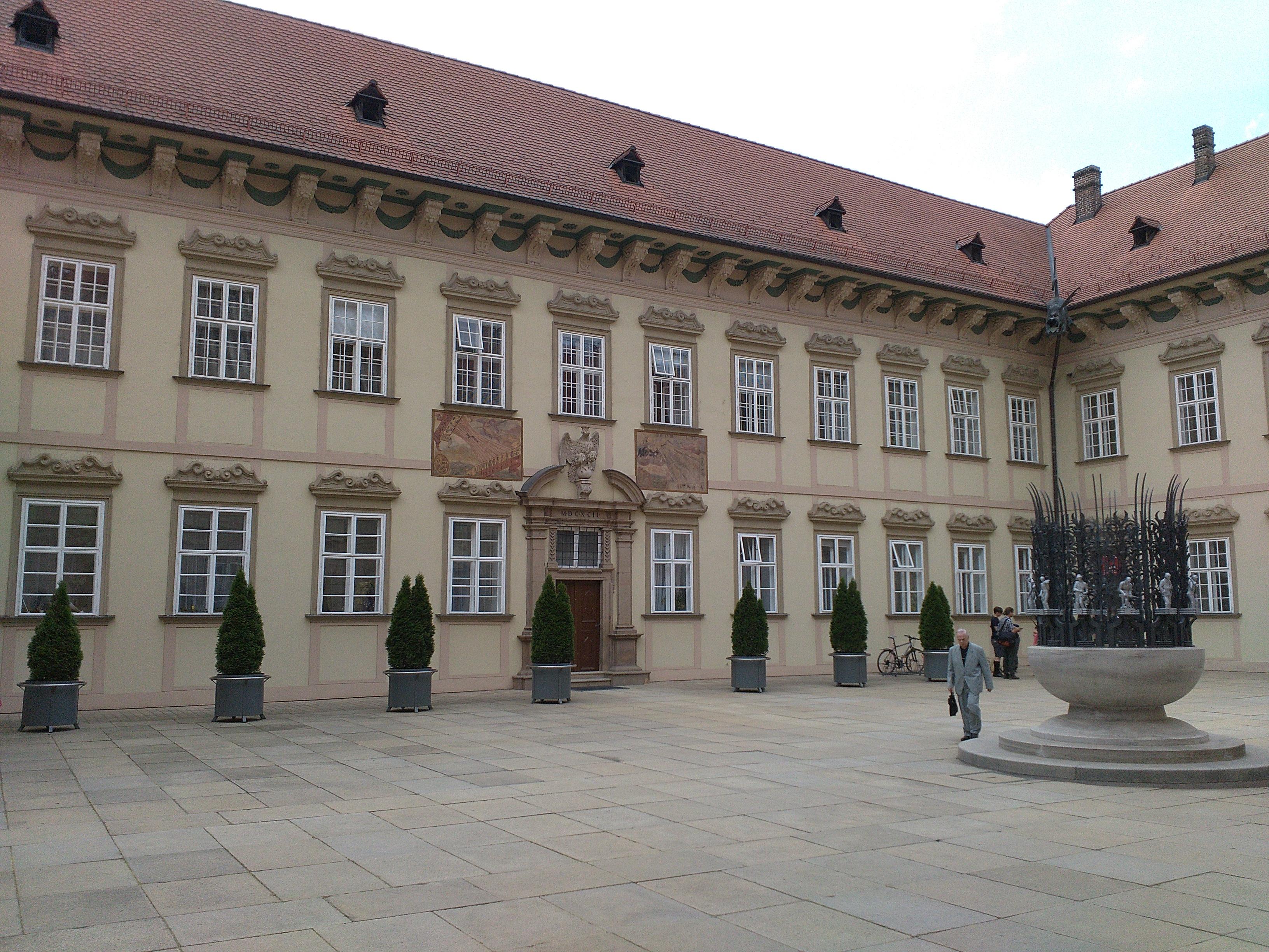 Ilustrační obrázek, Nová radnice v Brně. Foto: Ondřej Zoubek
