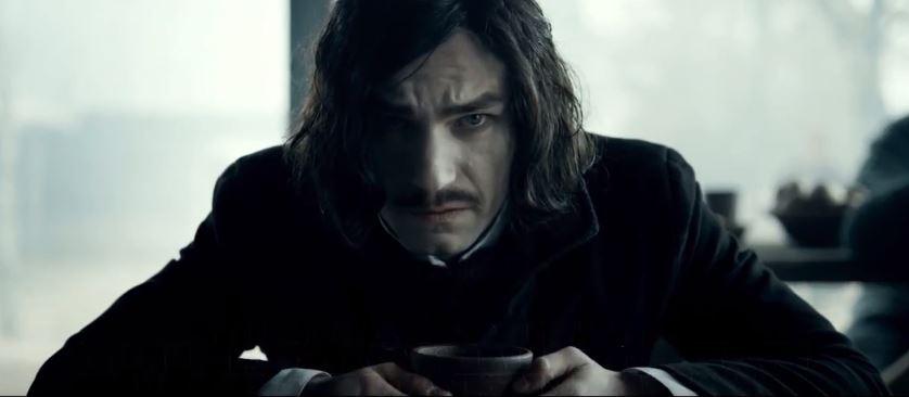 Gogol (Alexandr Petrov) se musí postavit svému osudu. Zdroj: Youtube.com