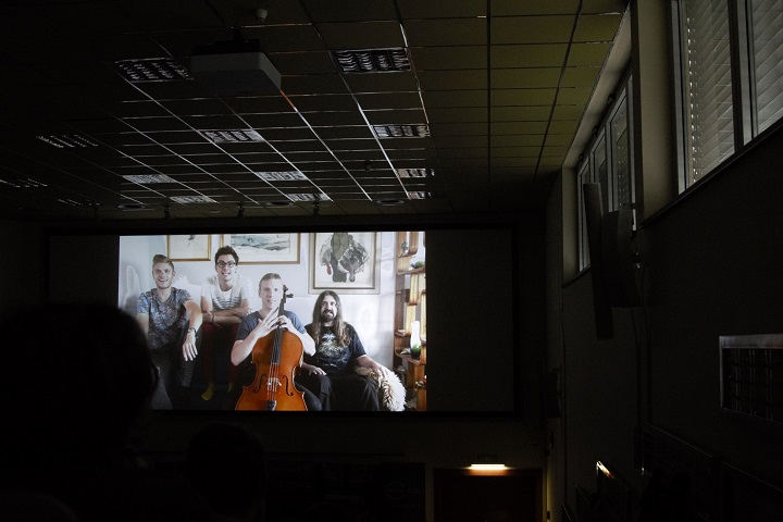 Vítězný film Nelajkla mi status, foto: Jana Hostičková