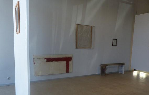 Lavice podle které nese výstava název. Foto: Veronika Charvátová