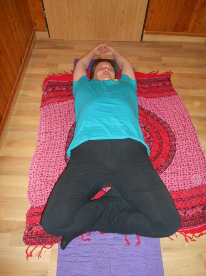 Hormonální jóga je vhodná i pro ženy v menopauze. FOTO: Dagmar Matulíková