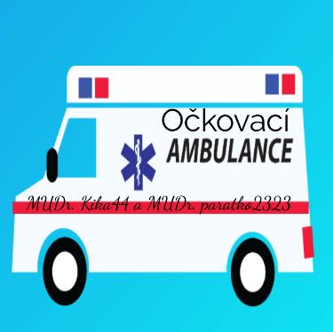 Očkovací ambulance logo